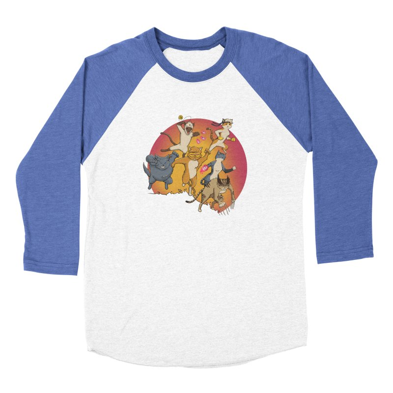 Uncanny X-Cats Women's Longsleeve T-Shirt by Jacey Chase