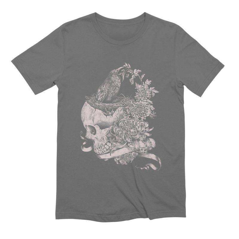 Crow Men's Extra Soft T-Shirt by jackduarte's Artist Shop