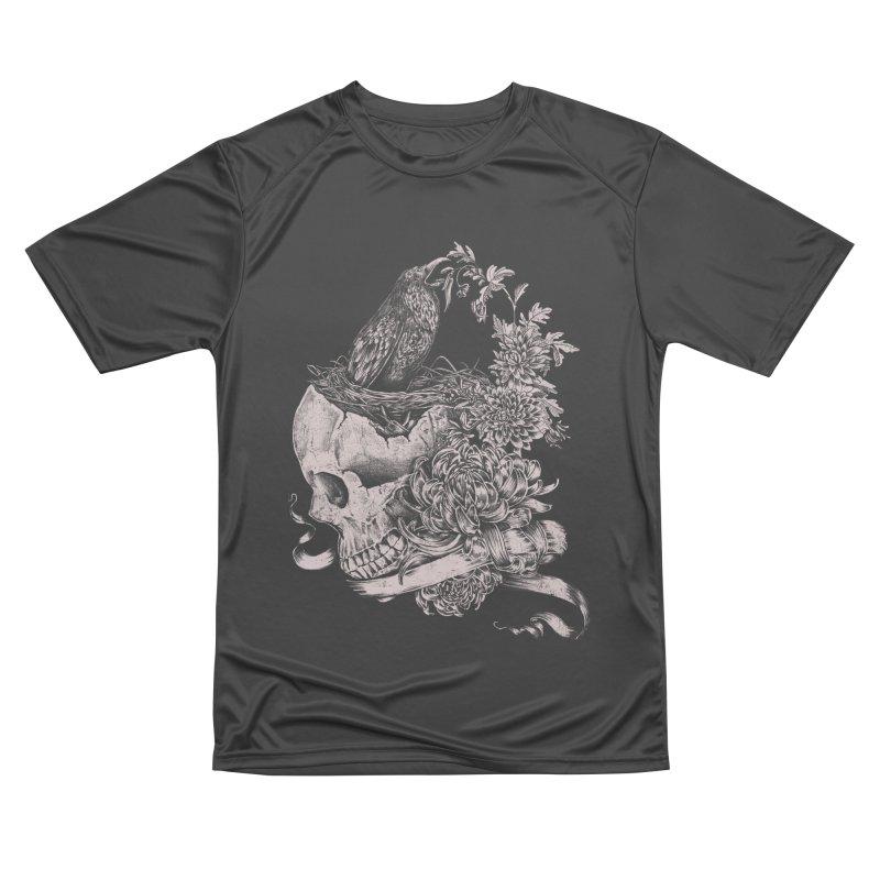 Crow Men's Performance T-Shirt by jackduarte's Artist Shop