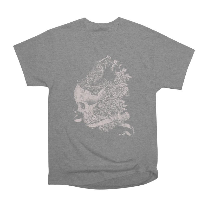Crow Men's Heavyweight T-Shirt by jackduarte's Artist Shop