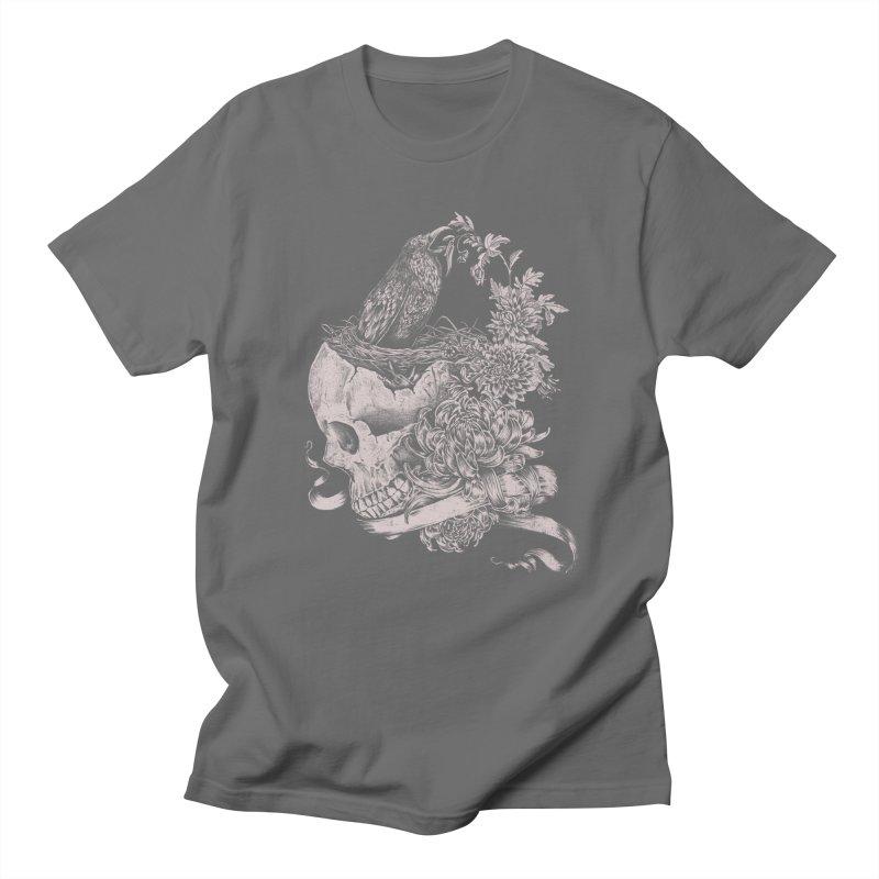 Crow Men's Regular T-Shirt by jackduarte's Artist Shop