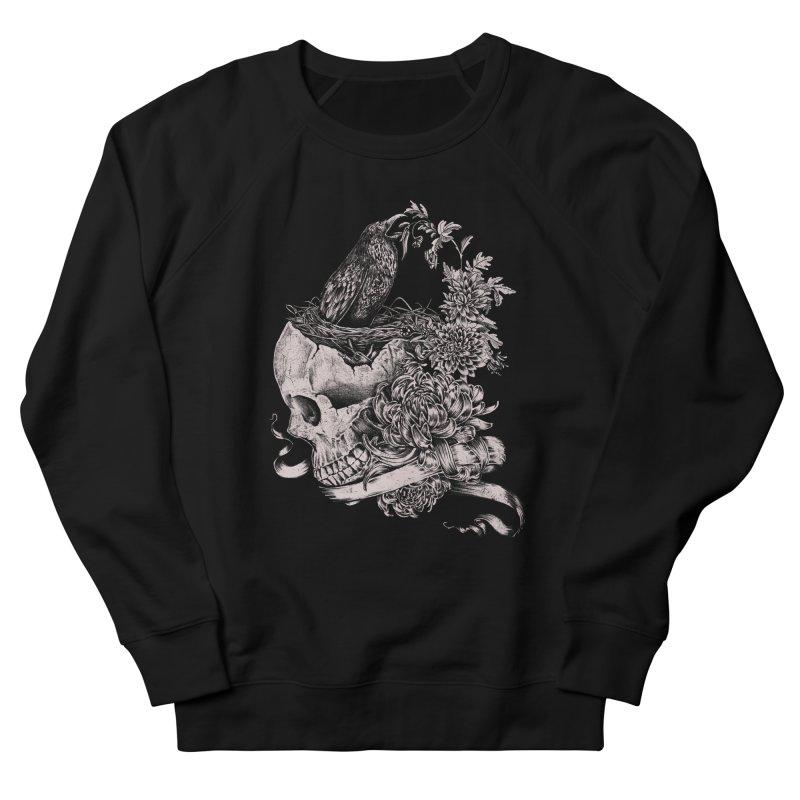 Crow Men's Sweatshirt by jackduarte's Artist Shop