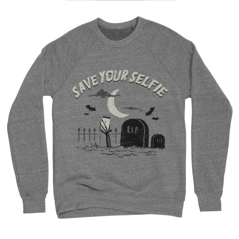 Save your selfie Women's Sponge Fleece Sweatshirt by jackduarte's Artist Shop