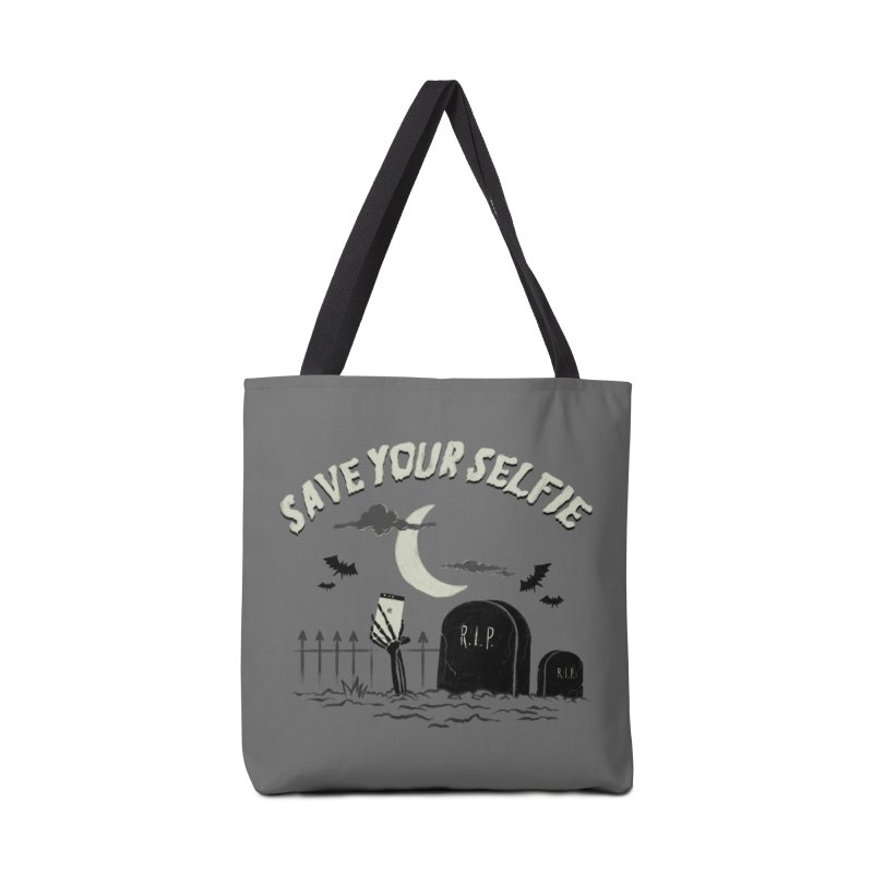 Save your selfie Accessories Tote Bag Bag by jackduarte's Artist Shop