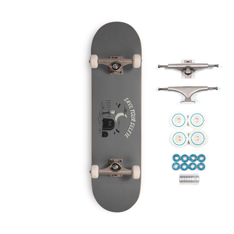 Save your selfie Accessories Complete - Basic Skateboard by jackduarte's Artist Shop