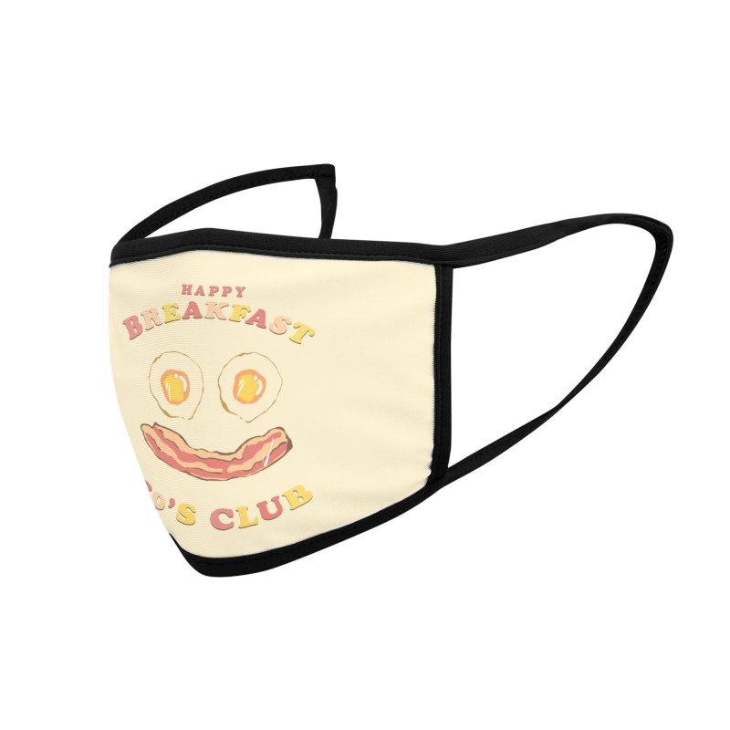 Happy breakfast Accessories Face Mask by jackduarte's Artist Shop