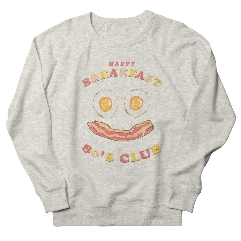 Happy breakfast Women's Sweatshirt by jackduarte's Artist Shop