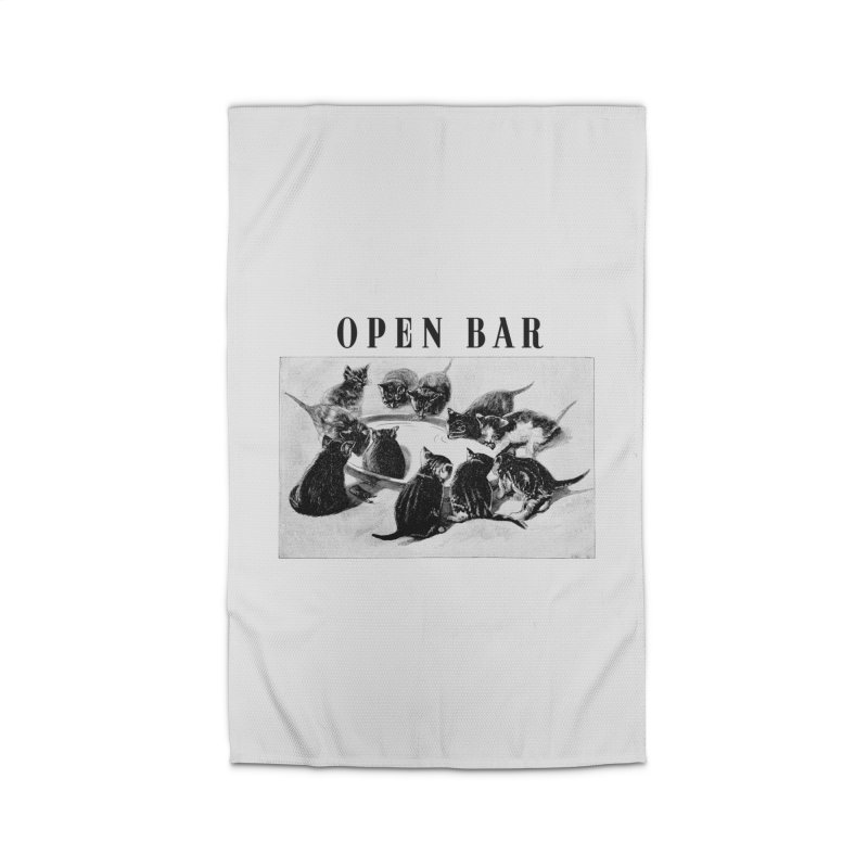 OPEN BAR Home Rug by jackduarte's Artist Shop