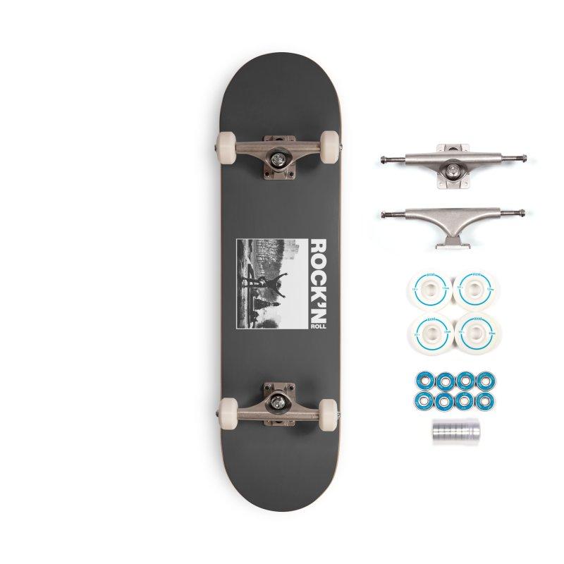 Rock'n Roll Accessories Complete - Basic Skateboard by jackduarte's Artist Shop