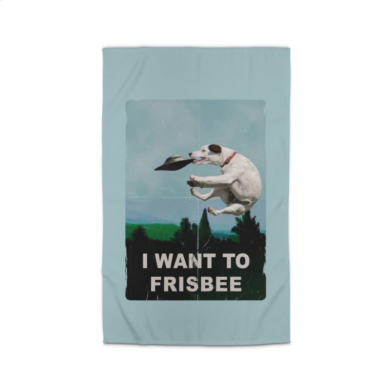 I want Frisbee Home Rug by jackduarte's Artist Shop