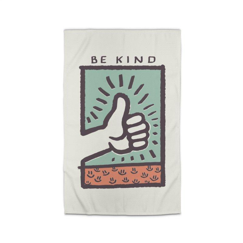 Be Kind Home Rug by jackduarte's Artist Shop