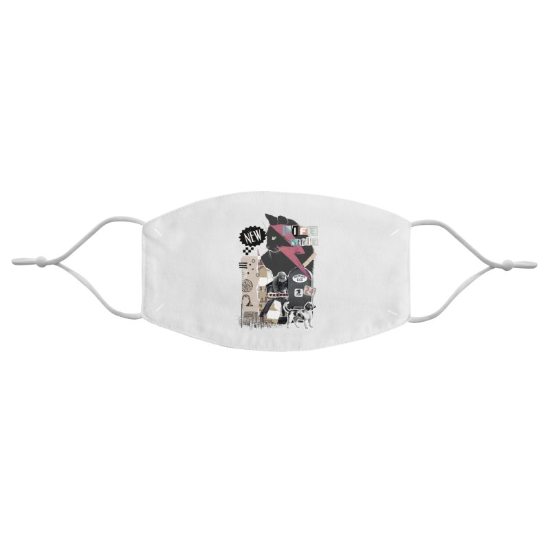 Street style Accessories Face Mask by jackduarte's Artist Shop