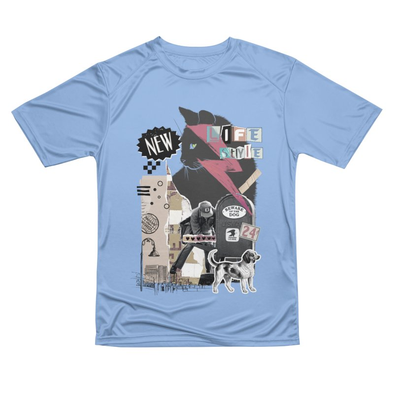 Street style Men's T-Shirt by jackduarte's Artist Shop