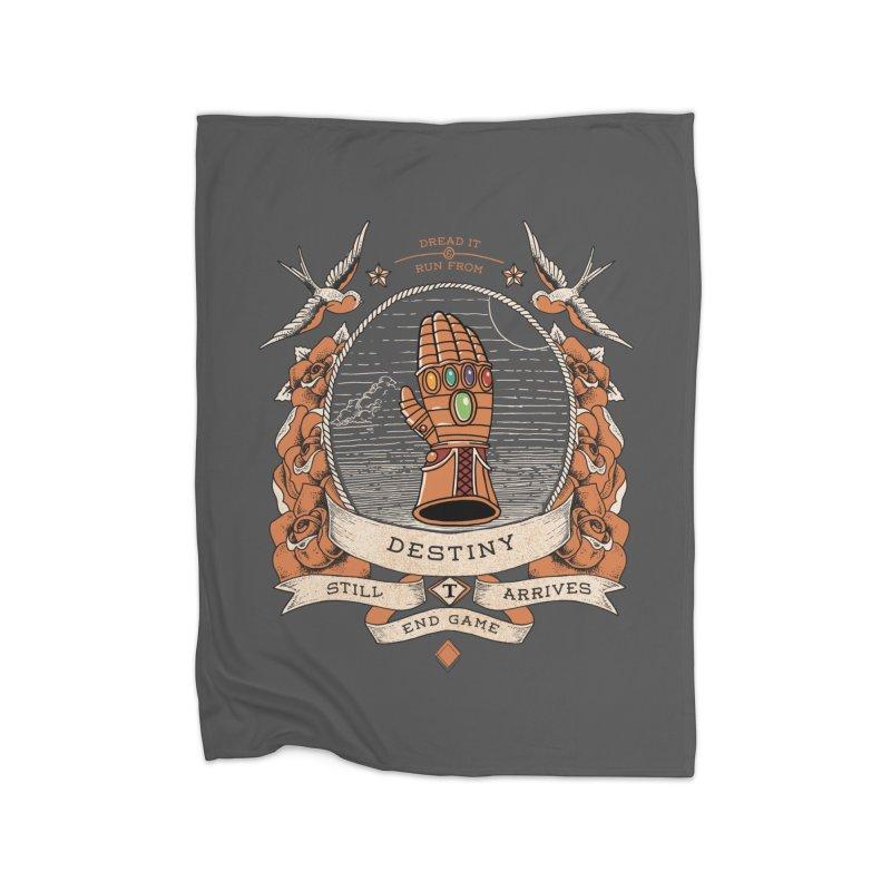 Destiny Home Blanket by jackduarte's Artist Shop