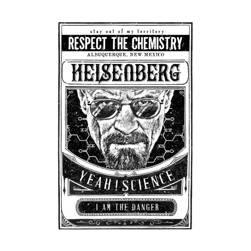 Heisenberg Women's T-Shirt by jackduarte's Artist Shop