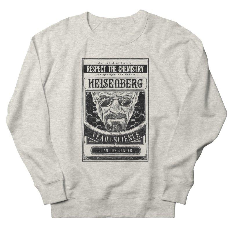 Heisenberg Men's Sweatshirt by jackduarte's Artist Shop