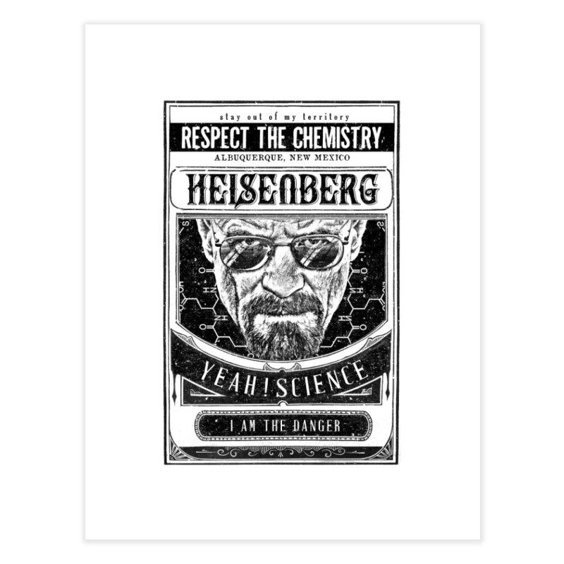 Heisenberg Home Fine Art Print by jackduarte's Artist Shop