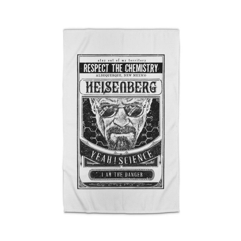 Heisenberg Home Rug by jackduarte's Artist Shop