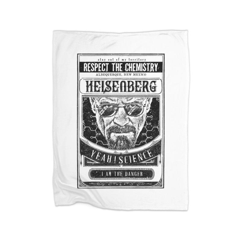 Heisenberg Home Blanket by jackduarte's Artist Shop