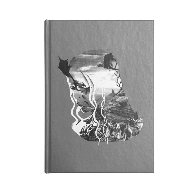 Khallesy Accessories Notebook by jackduarte's Artist Shop