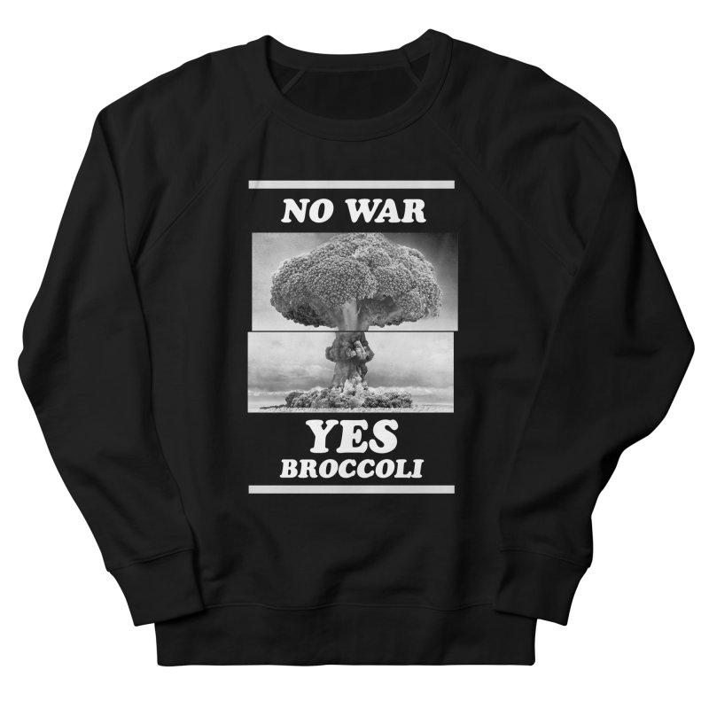 Yes! Broccoli Men's Sweatshirt by jackduarte's Artist Shop
