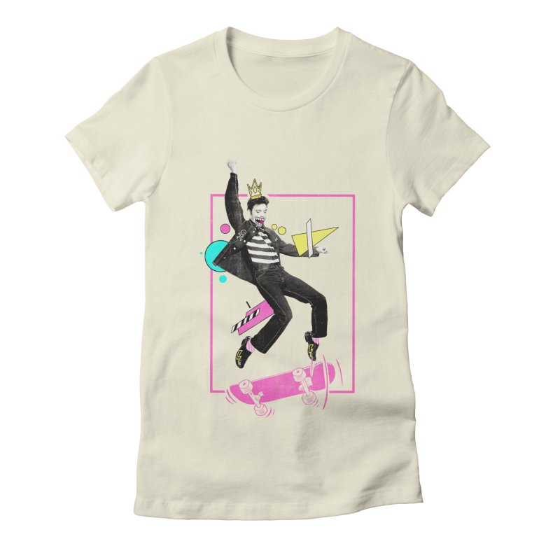 King of Skill Women's T-Shirt by jackduarte's Artist Shop
