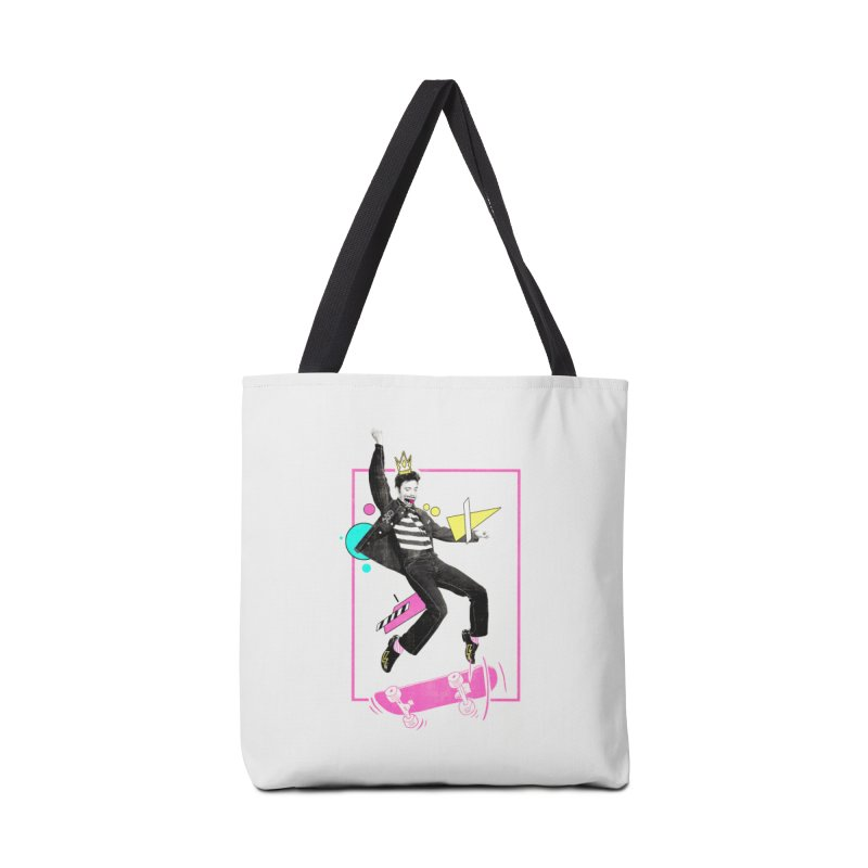 King of Skill Accessories Bag by jackduarte's Artist Shop