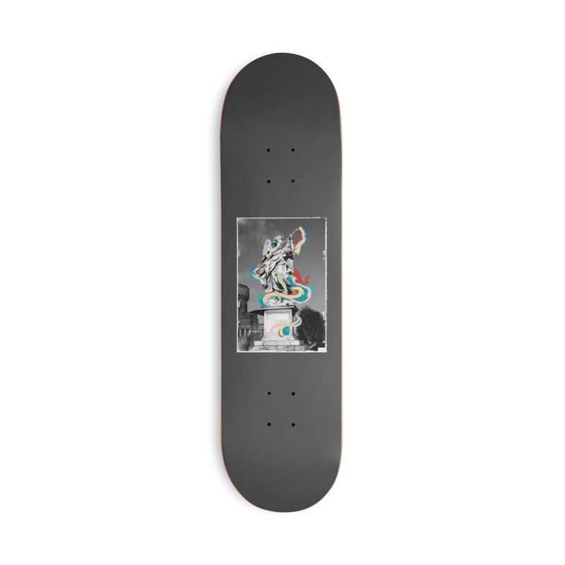 Artist Accessories Skateboard by jackduarte's Artist Shop