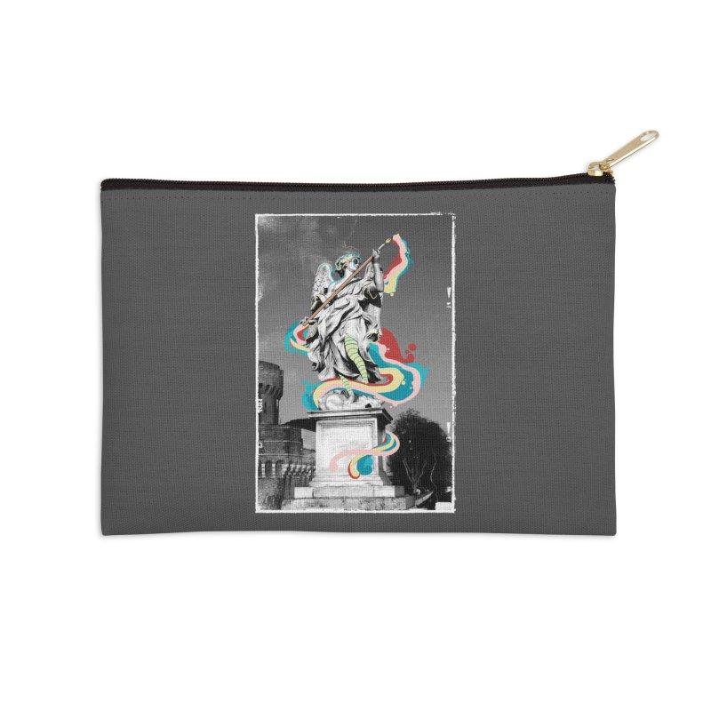 Artist Accessories Zip Pouch by jackduarte's Artist Shop