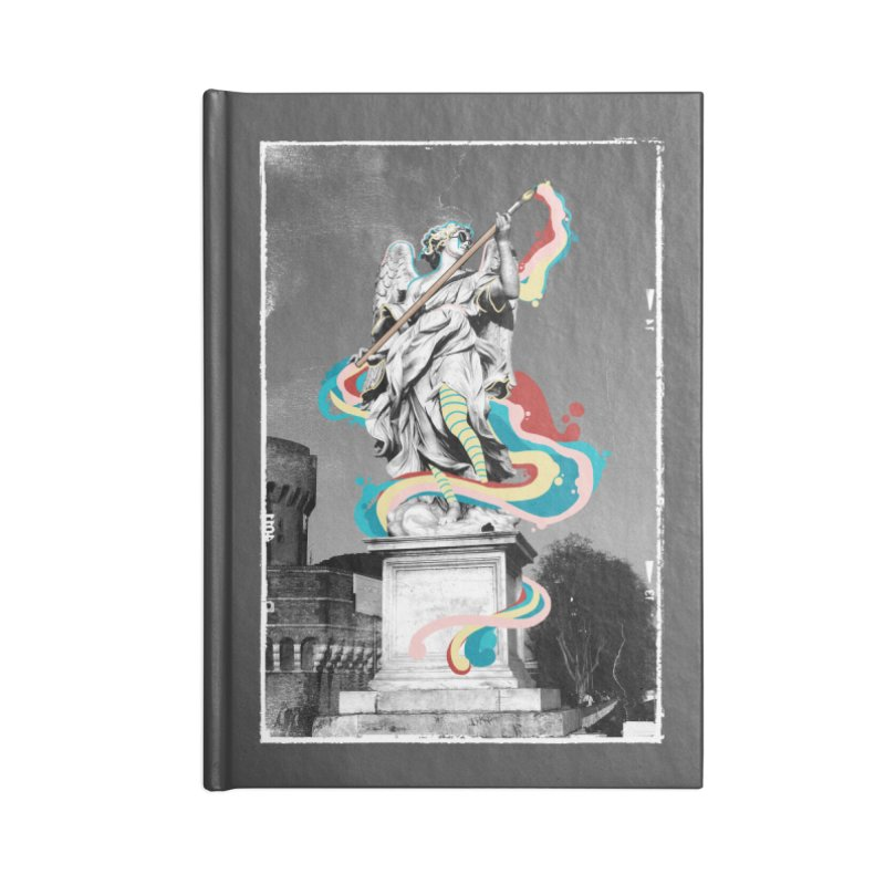 Artist Accessories Notebook by jackduarte's Artist Shop