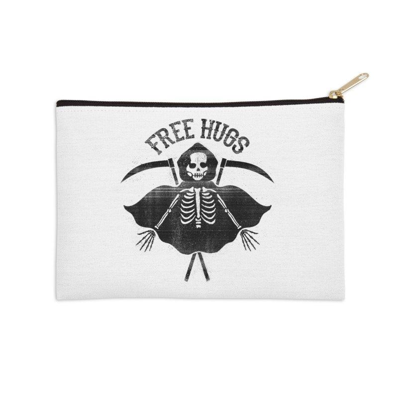 Free hugs Accessories Zip Pouch by jackduarte's Artist Shop