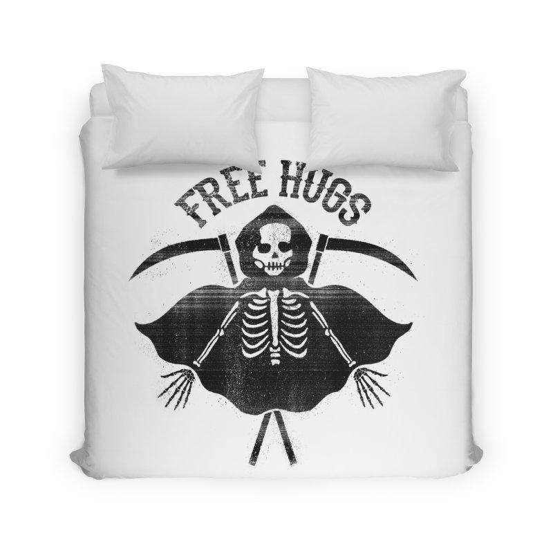 Free hugs Home Duvet by jackduarte's Artist Shop