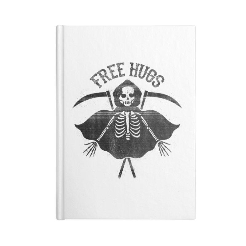 Free hugs Accessories Notebook by jackduarte's Artist Shop