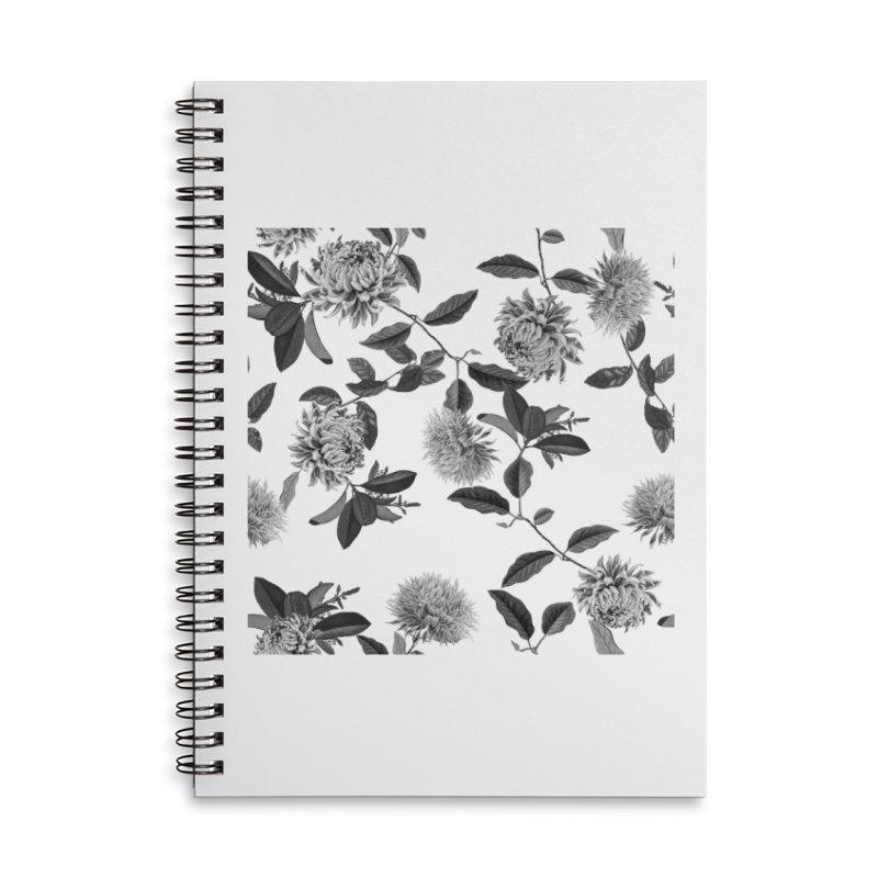 Flourish Accessories Notebook by jackduarte's Artist Shop