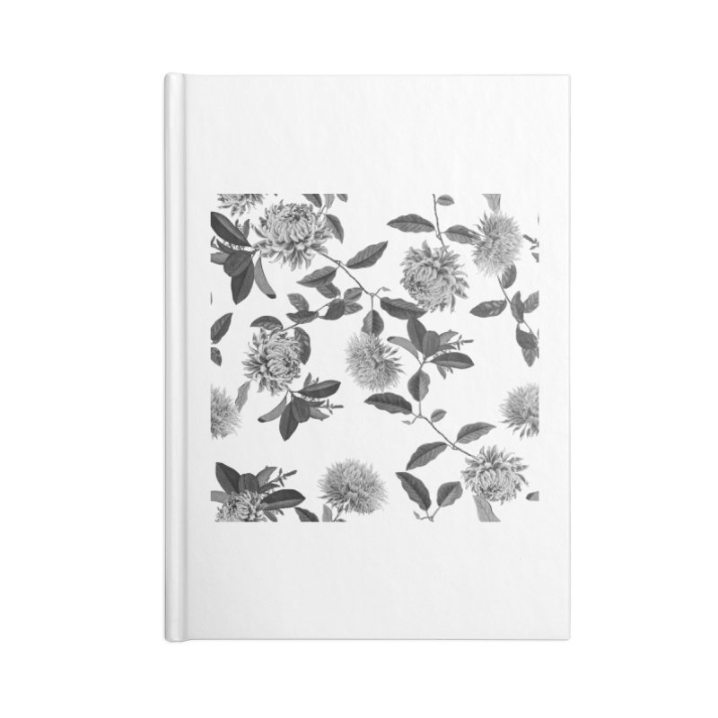 Flourish Accessories Notebook by jackduarte's Artist Shop