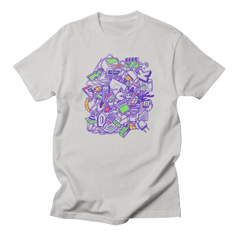 90's Men's T-Shirt by jackduarte's Artist Shop