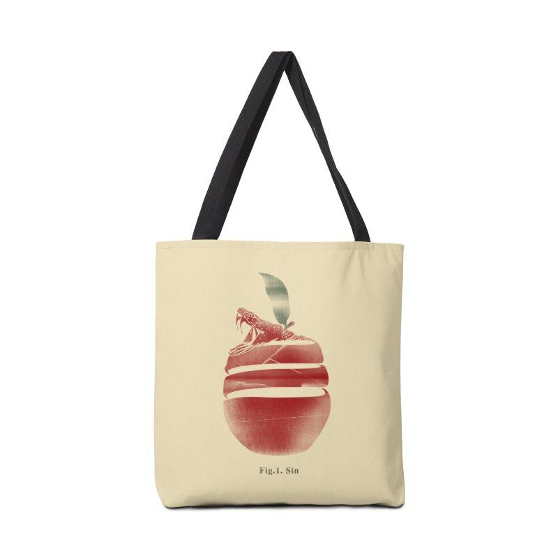 Sin Accessories Tote Bag Bag by jackduarte's Artist Shop