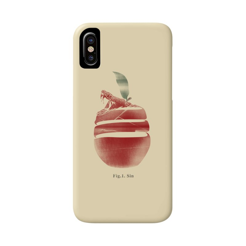 Sin Accessories Phone Case by jackduarte's Artist Shop