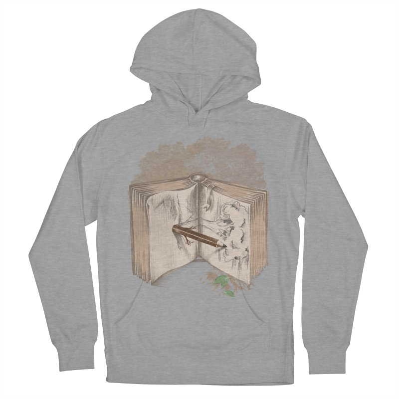 Real sketch Women's Pullover Hoody by jackduarte's Artist Shop