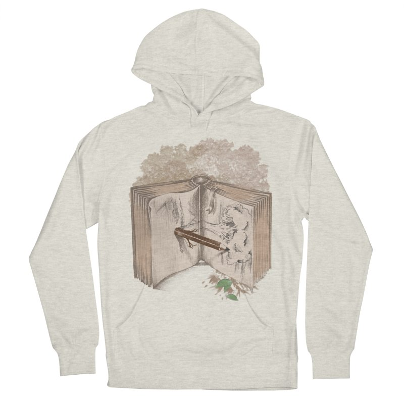 Real sketch Men's Pullover Hoody by jackduarte's Artist Shop