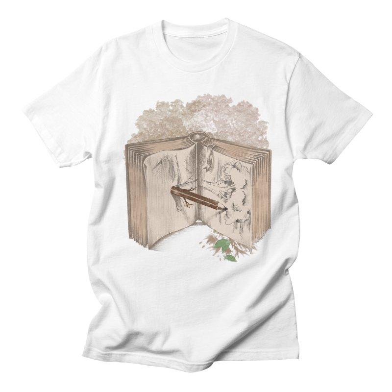 Real sketch Women's Regular Unisex T-Shirt by jackduarte's Artist Shop