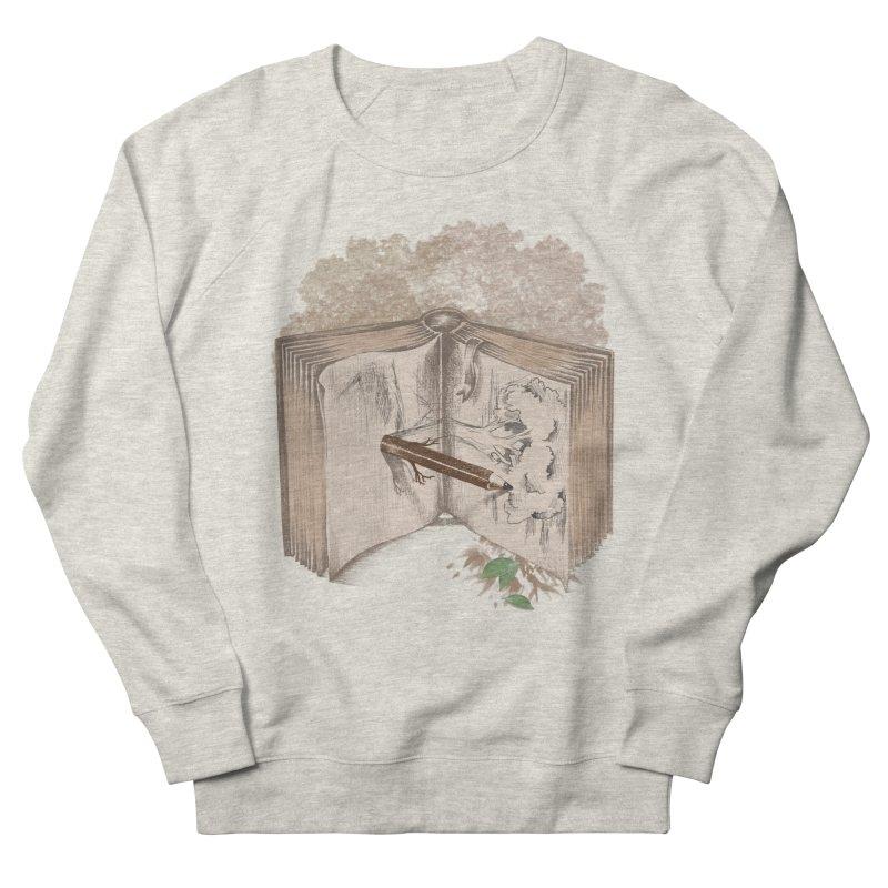 Real sketch Women's Sweatshirt by jackduarte's Artist Shop