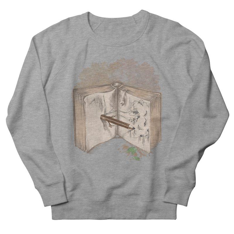 Real sketch Men's Sweatshirt by jackduarte's Artist Shop