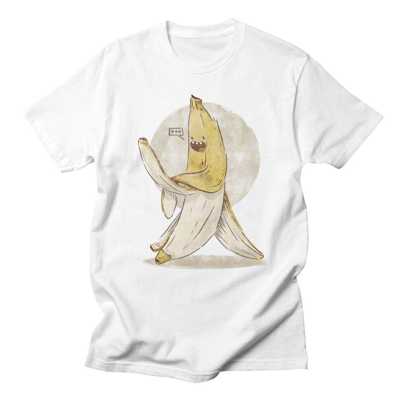 Banana for you Women's Regular Unisex T-Shirt by jackduarte's Artist Shop