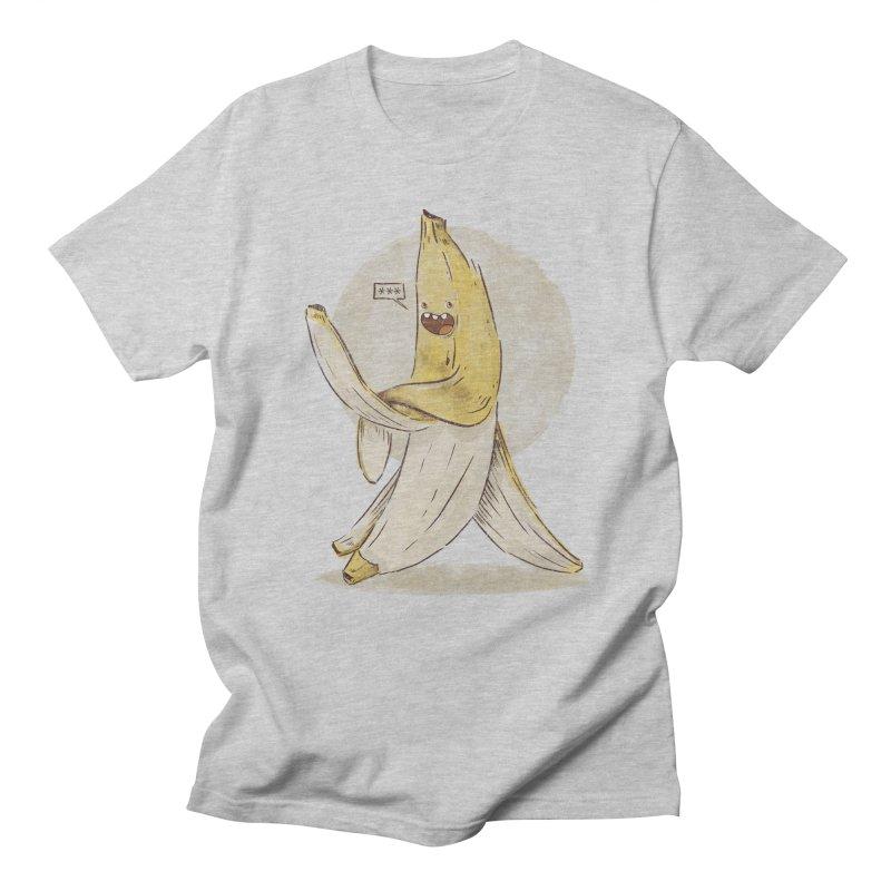 Banana for you Men's Regular T-Shirt by jackduarte's Artist Shop