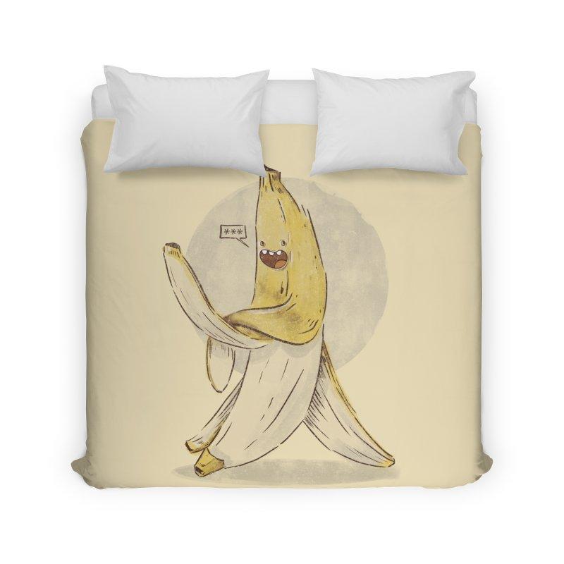 Banana for you Home Duvet by jackduarte's Artist Shop