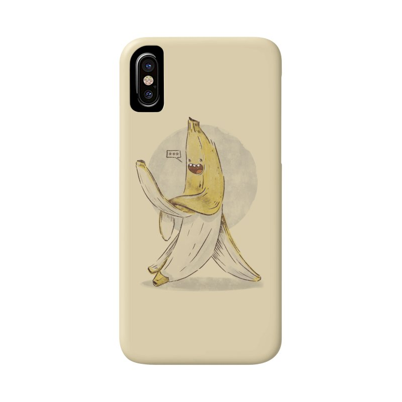Banana for you Accessories Phone Case by jackduarte's Artist Shop