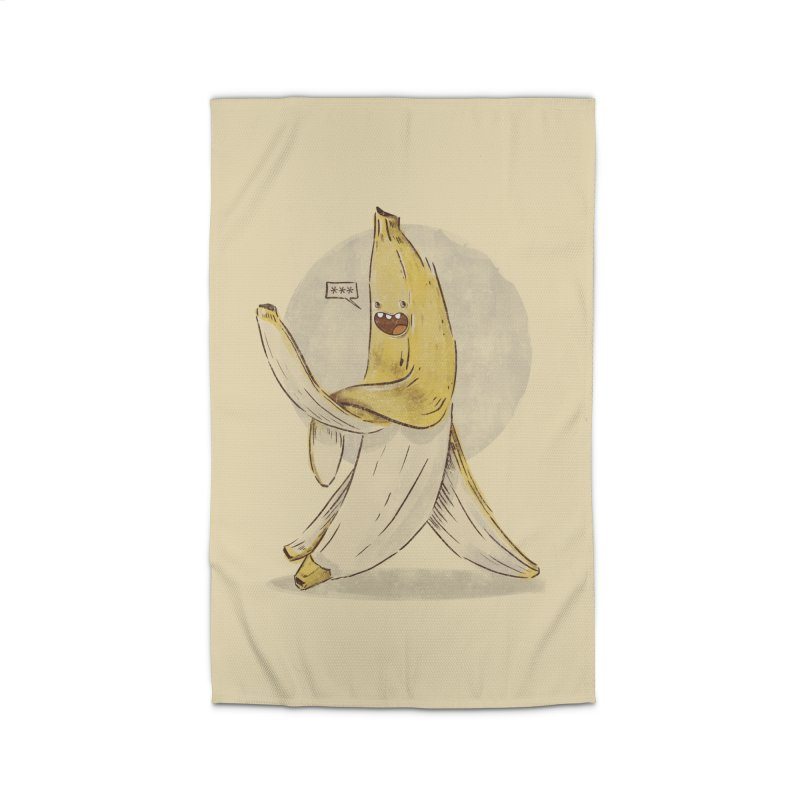 Banana for you Home Rug by jackduarte's Artist Shop