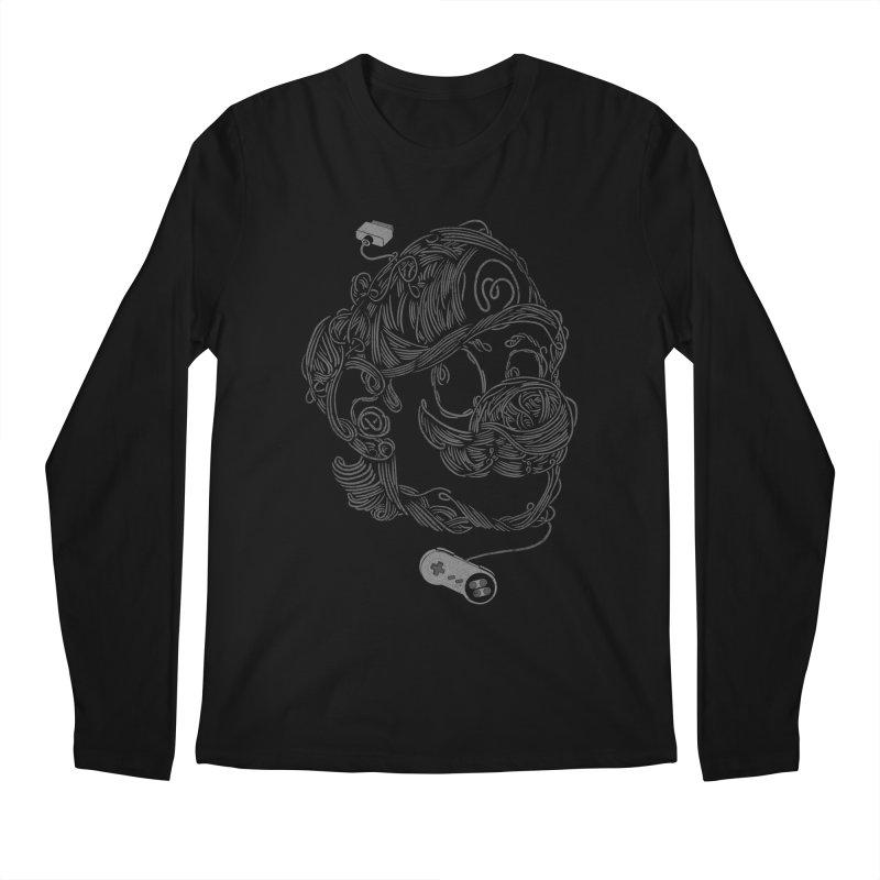Node Bros. Men's Regular Longsleeve T-Shirt by jackduarte's Artist Shop