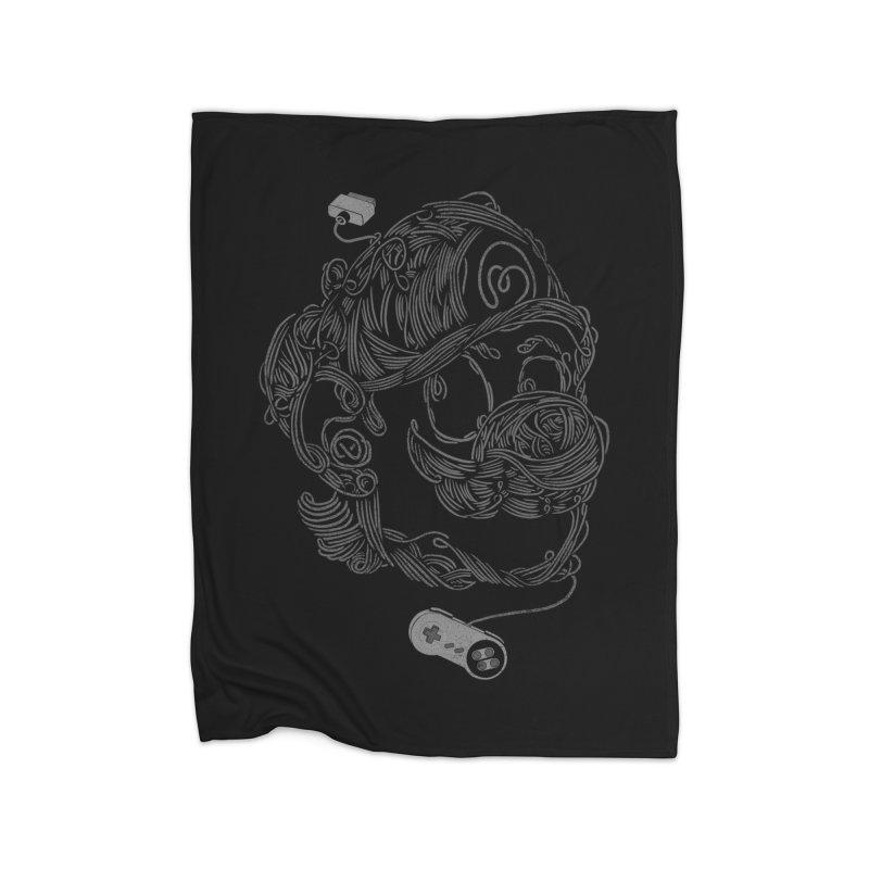 Node Bros. Home Blanket by jackduarte's Artist Shop